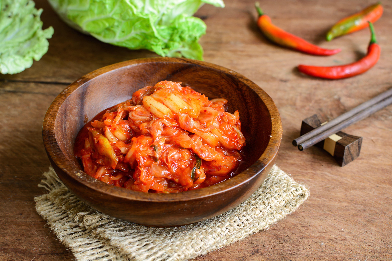 Kimchi Najzdrowsza Potrawa świata Gotujmypl
