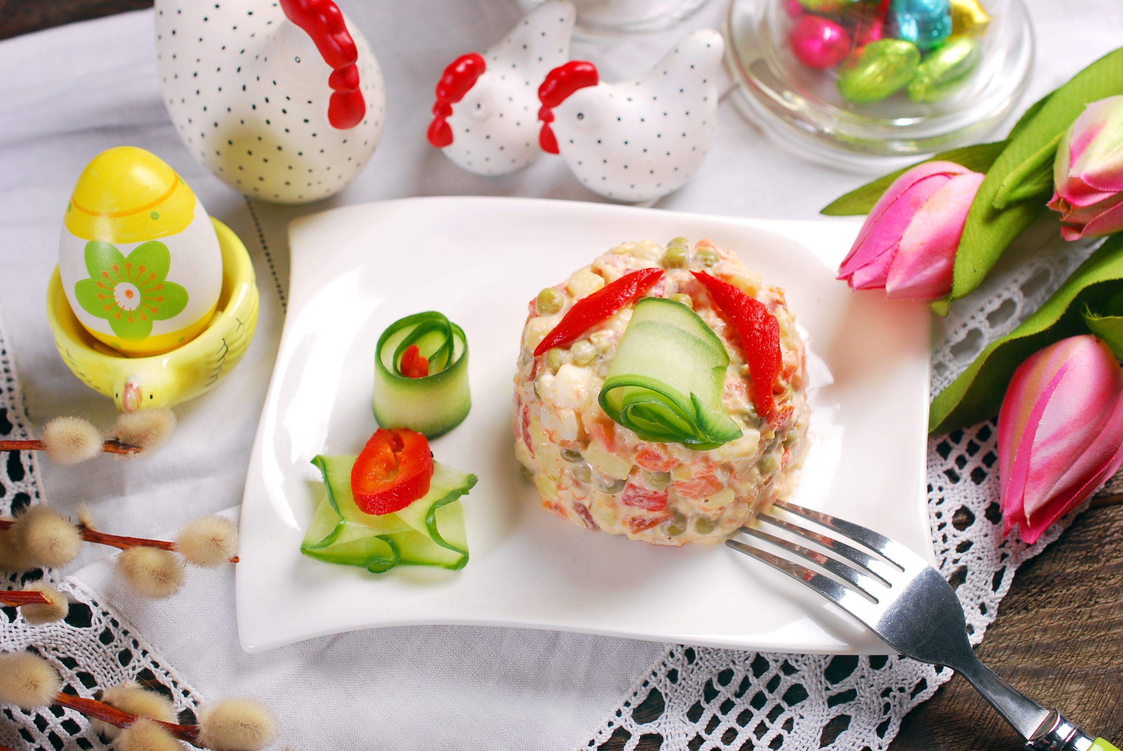 Prosta Dekoracja Potraw Na święta Gotujmypl