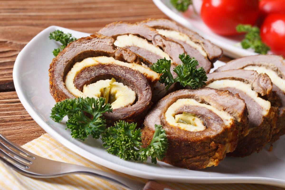 Wielkie Rolowanie Czyli Pomysl Na Wielkanocny Obiad Gotujmy Pl