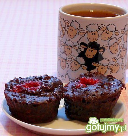Truflowe muffinki w 5 minut - Truflowe muffiny w pięć minut - pyszne i szybkie w wykonaniu