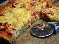 A'la pizza z cieciorką