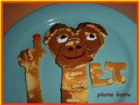 Amerykańskie pancakes moja ulepszona wersja;)