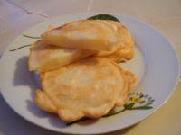Ananas w migdałowym cieście