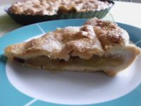 Apple pie - tarta