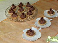 Babeczki z kremem czekoladowym 4