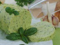 Bazyliowo - pietruszkowe masło