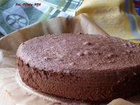 Biszkopt kakaowy-baza do ciast i tortów