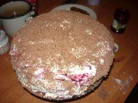 Blyskawiczny tort śmietanowiec