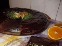 Brownie - mocno czekoladowe ciasto