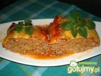 Canelloni z mięsem mielonym