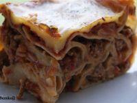 Cannelloni nadziewane mięsem i cukinią