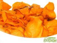 Chipsy słodko-słone z ActiFry
