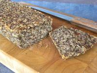 Chleb bez drożdży i mąki
