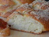 Chleb challah- chałka żydowska