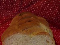 Chleb domowy pszenno kukurydziany