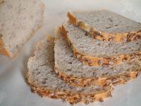 Chleb drożdżowy z pęczakiem