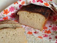 Chleb mleczny z ryżem na drożdżach
