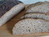 Chleb na zakwasie z zaparką