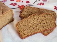 Chleb pszenny z dynią na zakwasie żytnim