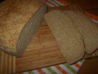 Chleb z maślanką i kaszą kuskus