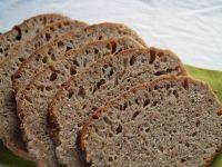 Chleb z prażonymi płatkami żytnimi