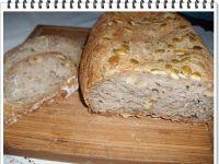 Chlebek Eli z dynią i orzechami włoskimi