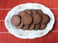 Ciasteczka kakaowo-korzenne