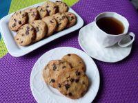Ciasteczka z kropelkami czekoladowymi