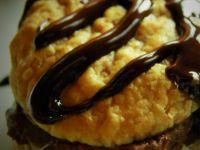 Ciasteczka z kawowym likierowym kremem
