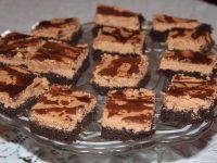 Ciasteczko z czekoladową pianką