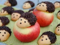 Ciastka jeżyki wg Jagi