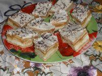 Ciasto 3-bit na herbatnikach