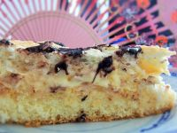 Ciasto ananasowo - kokosowe