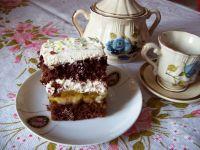 Ciasto biszkoptowe Jamajka