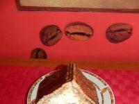 Ciasto chatka z herbatników i białego sera
