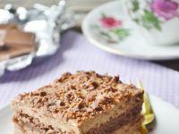 Ciasto czekoladowo - miętowe