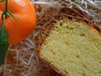 Ciasto cztery czwarte z pomarańczami