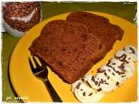 Ciasto dyniowe z czekoladowymi kropelkami
