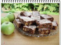 Ciasto Eli z jabłkami i orzechami