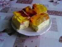 Ciasto galaretkowe