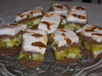 Ciasto jabłkowe zielone