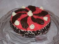 Ciasto kakaowo biszkoptowe