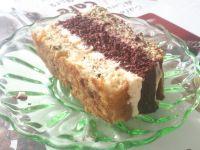 Ciasto makowo - bakaliowe z kremem