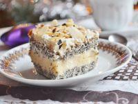 Ciasto makowo - budyniowe