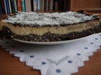 Ciasto makowo-serowe