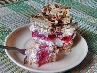 Ciasto Malinowa Chmurka