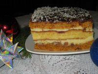 Pyszne ciasto miodowe