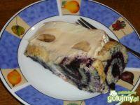 Ciasto na roladzie