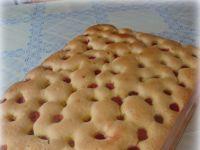 Ciasto owocowe- błyskawiczne