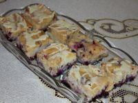 Ciasto porzeczkowo-agrestowe